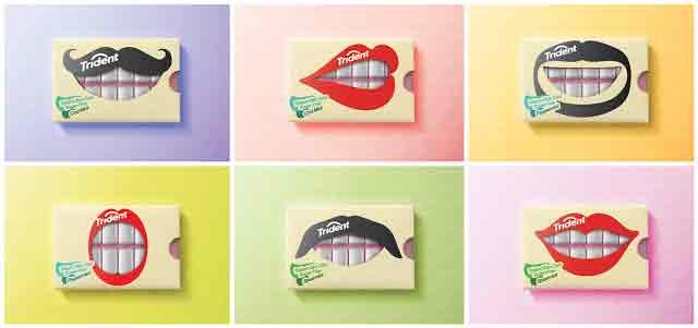 designs de embalagens