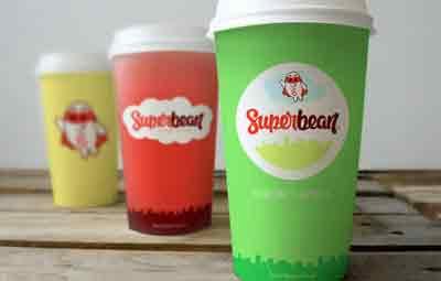 SuperBean Rebranding